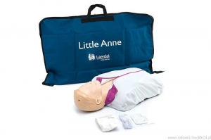 Little Anne  Fantom LAERDAL QCPR